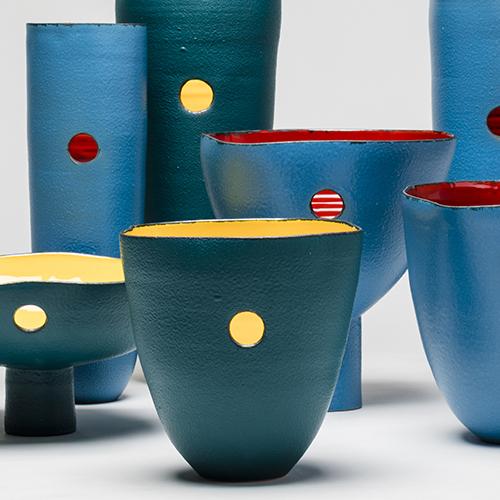 Collezione Chakra vaso originale