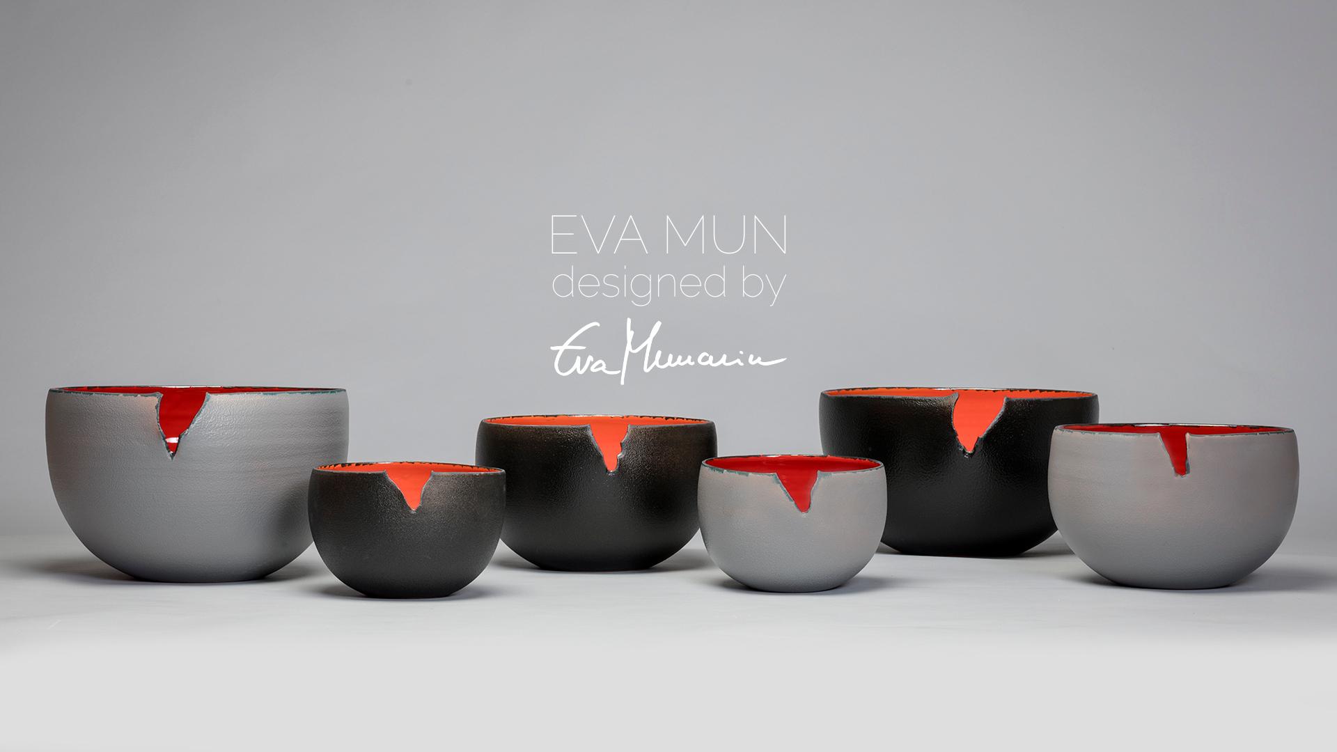 EVA MUN collezione FUOCO