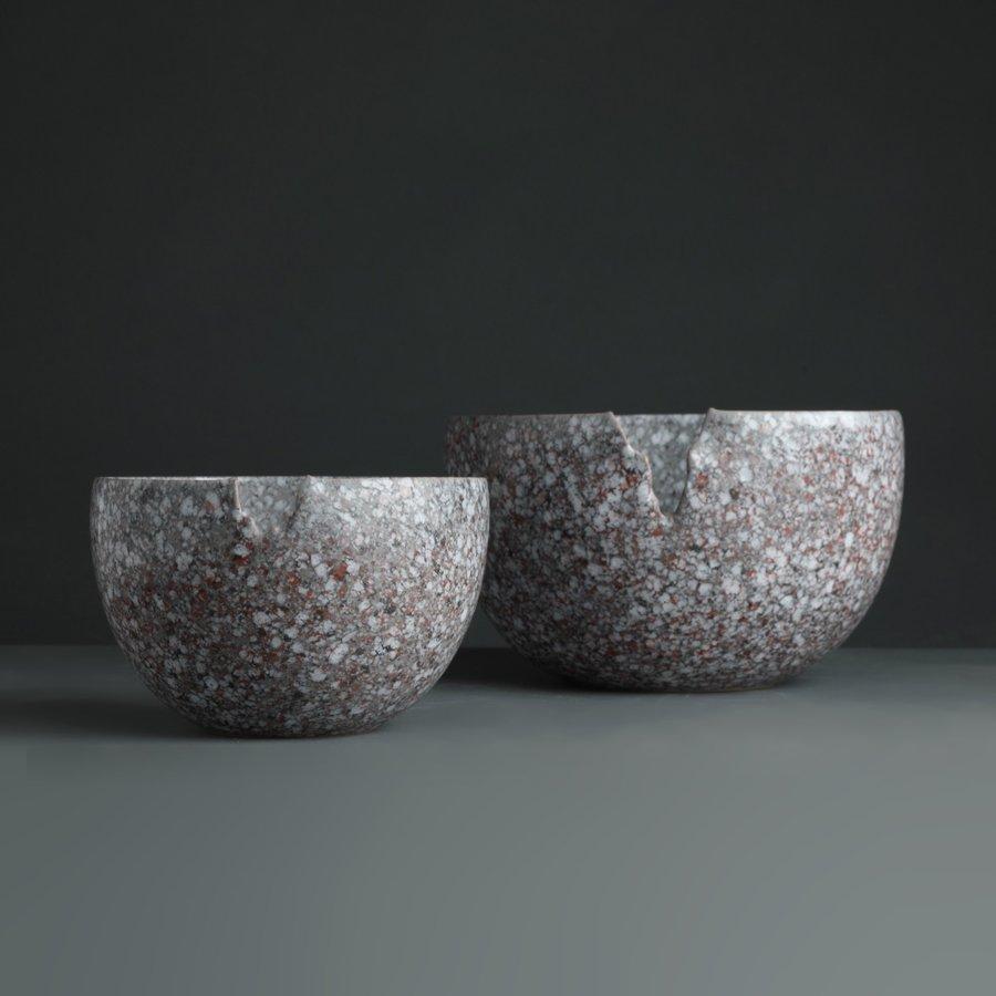 vasi centrotavola ceramica eva mun